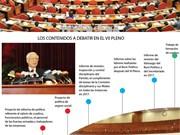 El séptimo pleno del Comité Central del PCV se centra en temas importantes del país