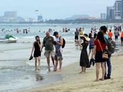 Vietnam recibe a unos 5,54 millones de turistas extranjeros en primer cuatrimestre