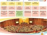 [Infografía] Inauguran quinto período de sesiones de la Asamblea Nacional
