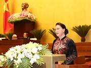[Fotos] Inauguran quinto período de sesiones de la Asamblea Nacional de Vietnam