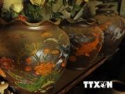 [Fotos] Oficio de elaboración de cerámica en provincia norteña de Ninh Binh