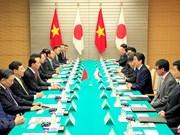 [Fotos] Vietnam y Japón apuestos por fortalecer nexos multifacéticos
