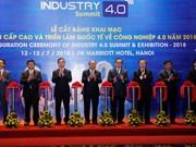 [Mega Story] Vietnam debe prepararse para la cuarta revolución industrial