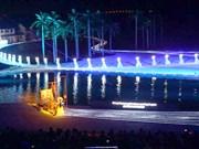 [Video] Espectáculo al aire libre en Hoi An fascina a audiencia
