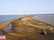 [Foto] Belleza intacta de las playas de Thai Binh