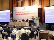 Celebran en Vietnam Foro Asiático de Insolvencia y Bancarrota