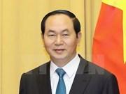 Presidente de Vietnam inicia visita estatal a Italia