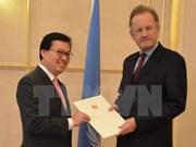 Continúa Vietnam participando activamente en actividades de ONU