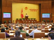 Parlamento discute borradores de leyes de Planificación y Seguridad Personal