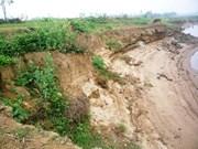 Khanh Hoa implementa medidas contra erosión costera