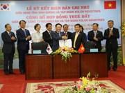 Grupo sudcoreano invierte mil millones de dólares en provincia de Vietnam