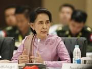 Myanmar urge tregua de paz a grupos armados
