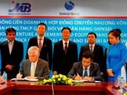 Firman bancos de Vietnam y Japón acuerdo de empresa conjunta