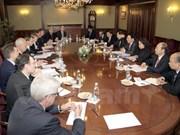Vietnam y Rusia robustecen relaciones de asociación estratégica integral