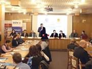 Promueven inversiones de empresas checas en Vietnam