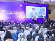 Vietnam promueve pago electrónico