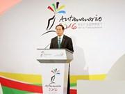 Vietnam dispuesto a estrechar lazos económicos con países francófonos, destaca presidente