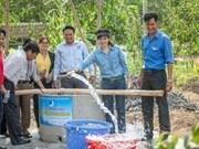 Provincia centrovietnamita garantizará agua potable a pobladores isleños