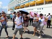 Provincia centrovietnamita recibe crucero lujoso bahameño