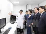 Centro de Técnica Avanzada y Digestión entra en operación en Hanoi