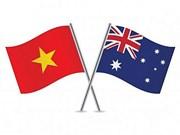 Impulsan cooperación entre Australia y ciudad de Vietnam