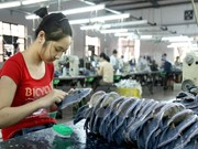 Autoridades de Hanoi se reúnen con la comunidad empresarial