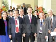 Presidente de Vietnam llama a promover educación de historia