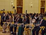 Vietnam participa en reuniones de Asamblea Parlamentaria de Asia en Camboya