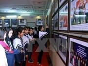 Vietnam aplica tecnología de 3D en exhibiciones sobre soberanía marítima nacional