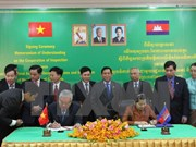 Vietnam y Camboya impulsan cooperación en inspección