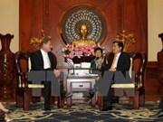 Robustecen Vietnam y Alemania cooperación interprovincial