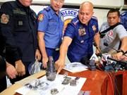 Filipinas detiene sospechosos de atentado con bomba cerca de Embajada de EE.UU.