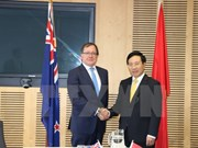 Vietnam es un socio prioritario de Nueva Zelanda