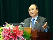 Premier vietnamita afirma crear ambiente equitativo y transparente para pymes