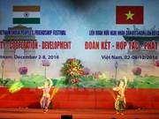 Celebran Festival de Amistad entre Vietnam e India