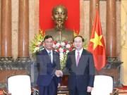 Vietnam considera importantes nexos con Myanmar, afirma presidente Tran Dai Quang