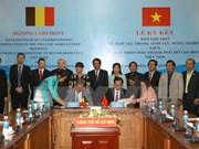 Ciudad Ho Chi Minh y la región belga de Flandes Oriental cooperan en el sector agrícola