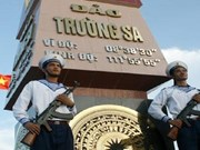 Presentan en Thai Nguyen fotos sobre el archipiélago de Truong Sa