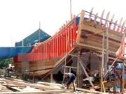 Provincia de Vietnam asiste millones de USD para construcción de nuevos pesqueros