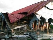 Terremoto en Indonesia deja al menos 52 muertos y cientos de heridos