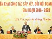 Premier exige elevar responsabilidad en reestructuración de firmas estatales