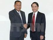 Profundizan cooperación entre VNA y agencia noticiosa laosiana KPL
