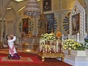 Tailandia: Nuevo rey Maha Vajiralongkorn renueva el Consejo privado