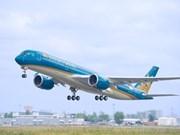 Vietnam Airlines recibe al pasajero 20 millones en 2016