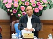 Premier vietnamita urge más esfuerzos para construcción de viviendas sociales