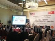 Fomentan cooperación económica Vietnam y Malasia