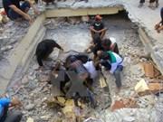 Vietnam envía condolencias a Indonesia por grandes pérdidas de terremoto