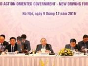 Gobierno de Vietnam escucha propuestas de contrapartes de desarrollo