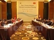 Vietnam y Sudcorea, con pasos concretos adelante en cooperación económica