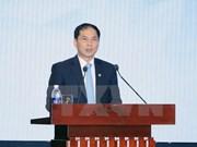 Perú traspasa a Vietnam presidencia de APEC